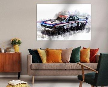 BMW CSL, Peterson Redman van Theodor Decker