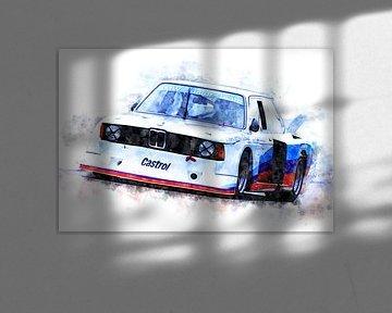 BMW Junior, Eddie Cheever von Theodor Decker