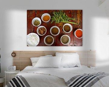 Verse specerijen uit Azië van Reis Genie