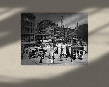 Berlin, Spittelmarkt, 1909
