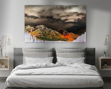 Banff Nationaal Park van Graham Forrester