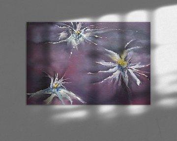 Flowerdance van Marianne de Groot