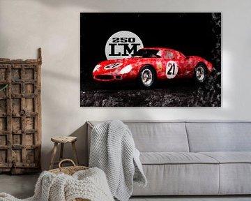 Ferrari 250LM von Theodor Decker