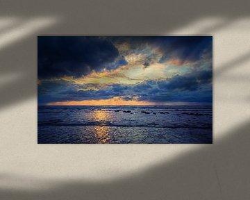 daar komt de zon na de storm van Johan Strijckers
