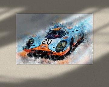 Porsche 917 von Theodor Decker
