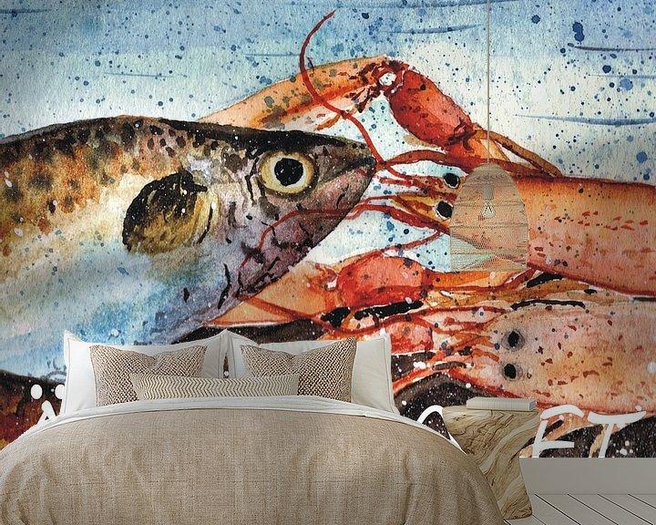 Beispiel fototapete: Ät vid havet von Thomas Suske