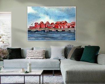 Öckerö Island von Thomas Suske