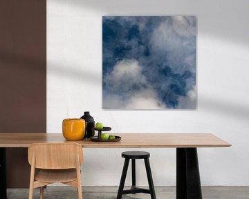 Een Hollandse wolken lucht van Mandy Metz
