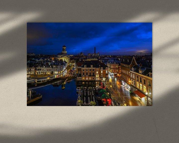 Impression: Hartebrugkerk, Leyde sur Carla Matthee