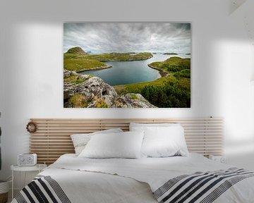 Eilanden van Noorwegen van Ellis Peeters