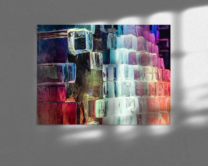 Sfeerimpressie: IJspixels van Patty Elferink