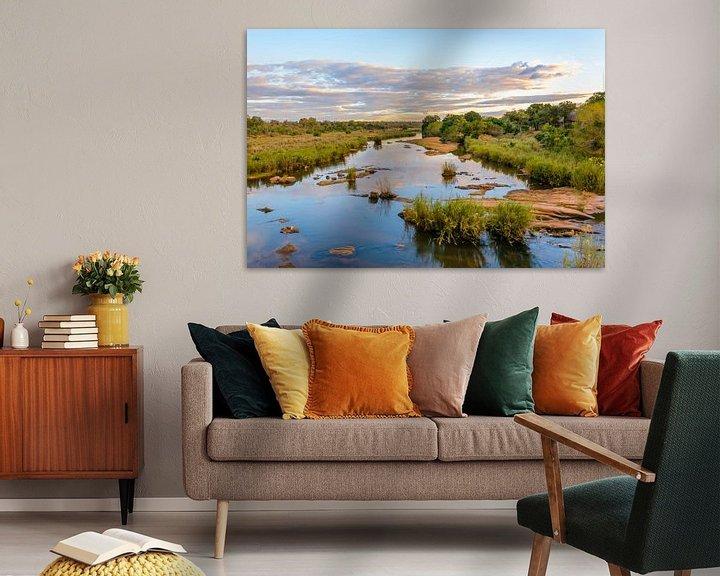 Sfeerimpressie: Skukuza, Krugerwildtuin van Carla Matthee