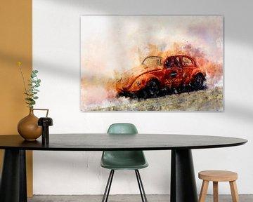 EMPI Inch Pincher, VW Dragster von Theodor Decker