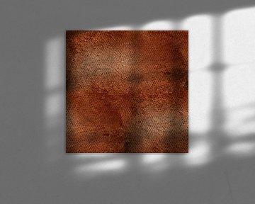 Kupfer-Gold-Haut von Carla van Zomeren