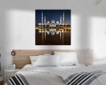 Sjeik Zayed Moskee van Jeroen Kleiberg