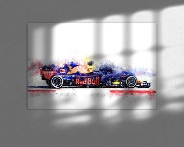 Daniel Ricciardo, Formula 1 von Theodor Decker