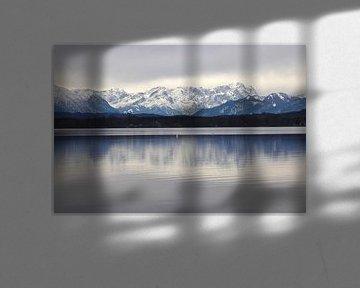 Le lac Starnberg sur Thomas Jäger