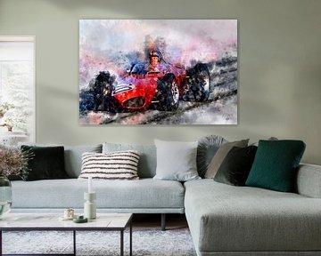 Wolfgang von Trips, Ferrari 156 Sharknose von Theodor Decker