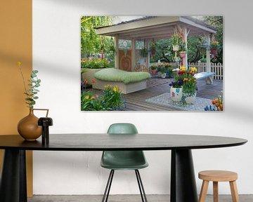 Ibiza Garden - Keukenhof von Tamara Witjes