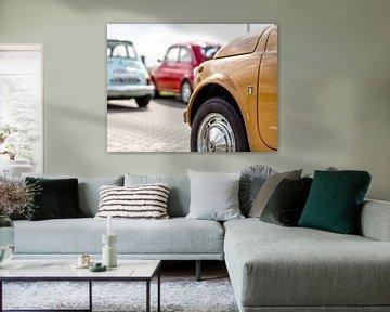Vieilles Fiat 500 sur Dave Bijl