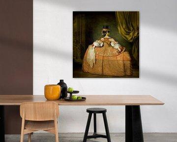 Lady of the Manor sur Marja van den Hurk