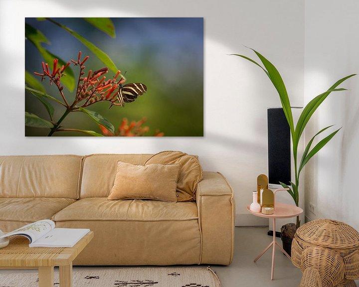 Beispiel: Butterfly von Linda Lu