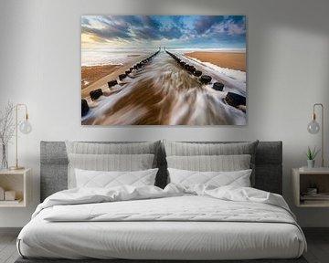 Zee snelweg van Andrew George