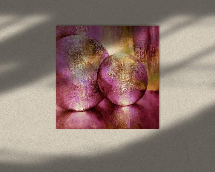 Sfeerimpressie: Leg af lys van Annette Schmucker