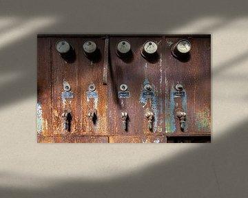 Amperemeter-Schrank von Olivier Photography