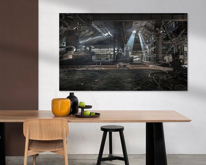 Sfeerimpressie: Oude staalfabriek van Olivier Photography