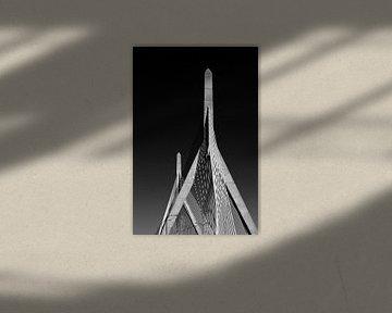 Leonard P. Zakim Bunker Hill Memorial Bridge von Denis Feiner