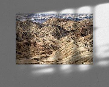 Maanlandschap van Angelika Stern