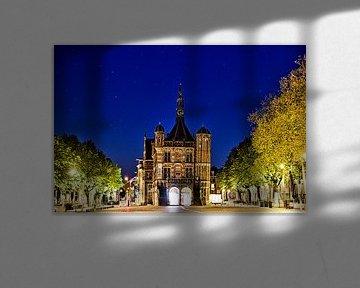 Deventer, die Waag von Peter Slagboom