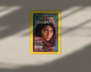 COUVERTURE GÉOGRAPHIQUE NATIONALE 1985 sur Jaap Ros
