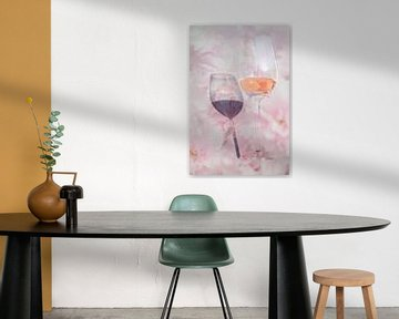 Le rosé de printemps sur Sense Photography