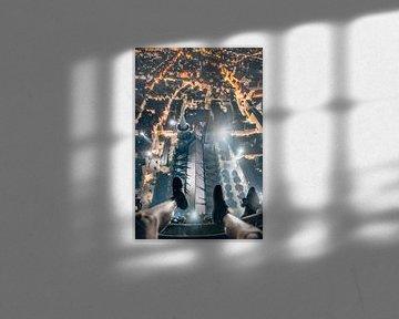 Ulmer Münster by night von Flave_de