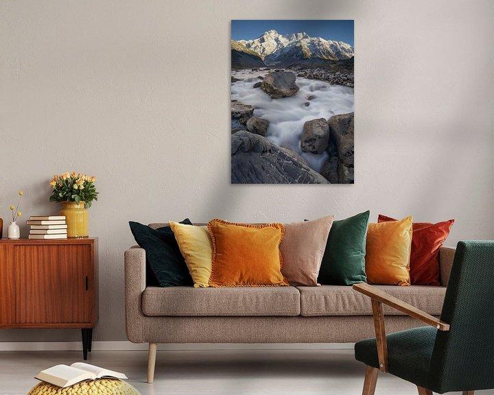 Sfeerimpressie: Hooker River Boulders van Keith Wilson Photography
