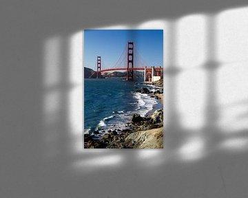Golden Gate Bridge von Dirk Rüter