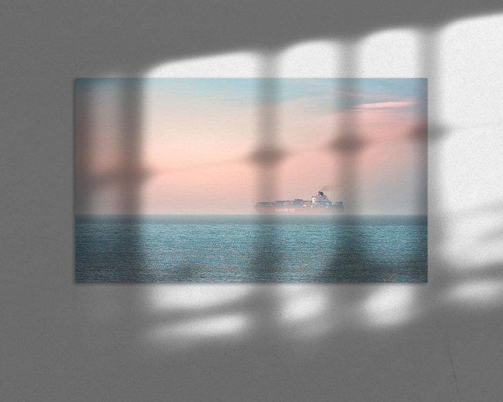 Sfeerimpressie: 0415 HAMBURG SÜD van Adrien Hendrickx