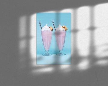 Pink Milkshake van Isa Dolk
