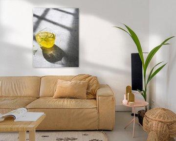A drink with shadow van Isa Dolk