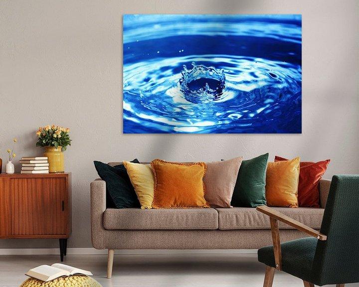 Sfeerimpressie: Wateroppervlak van Frank Herrmann