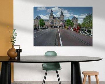 Rijksmuseum Amsterdam von Foto Amsterdam / Peter Bartelings