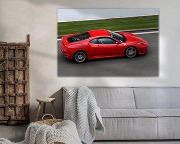 Ferrari Spa Francorchamps sur MSP Canvas