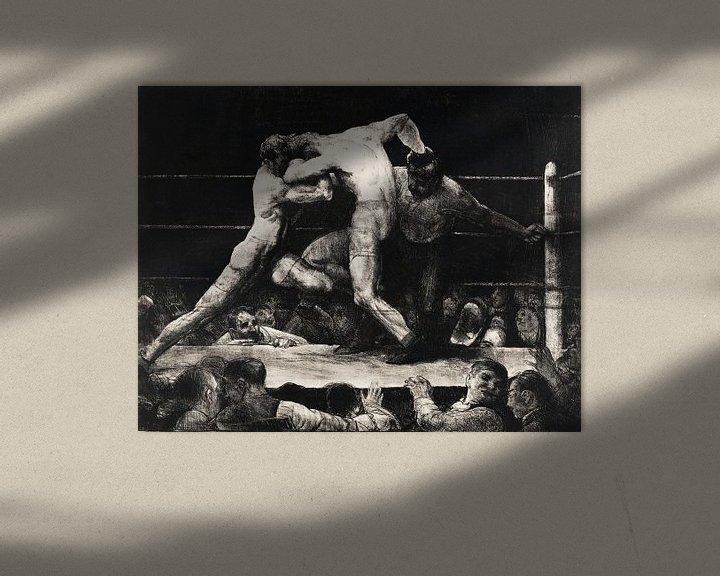 Beispiel: Männer-Veranstaltung im Sharkey's, 1917 von Atelier Liesjes