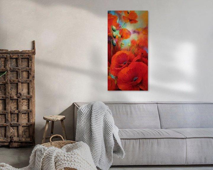 Sfeerimpressie: flower power van Annette Schmucker