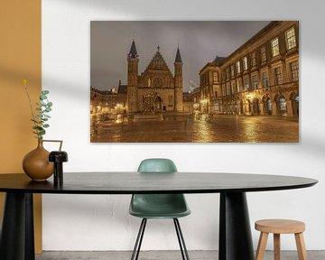 Der Innenhof... von Bert - Photostreamkatwijk