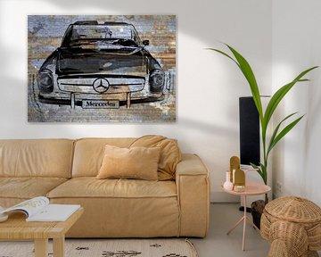 Mercedes Urban Style van Nicky`s Prints