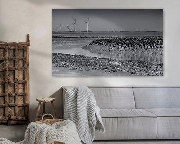 windmolens, termunterzijl van Fokko Westerhof