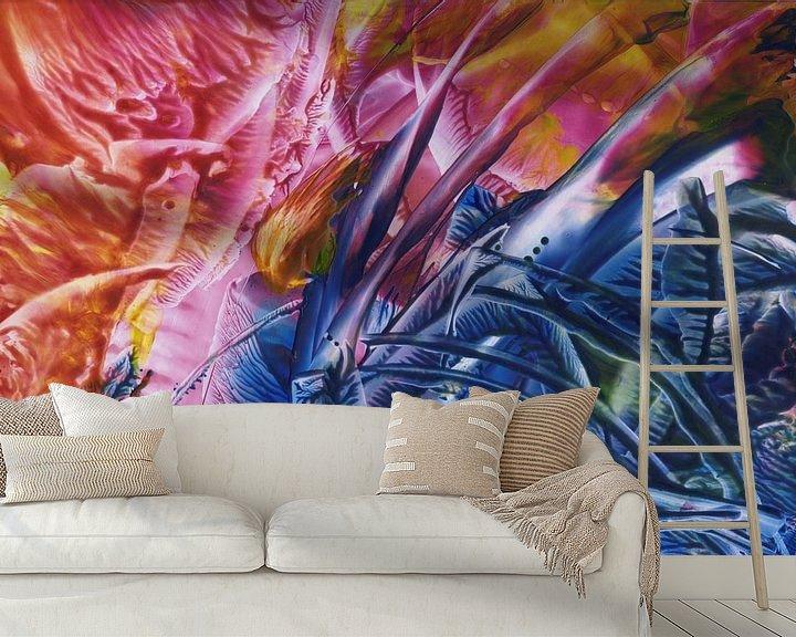 Beispiel fototapete: Achtsame Farben 18 von Terra- Creative